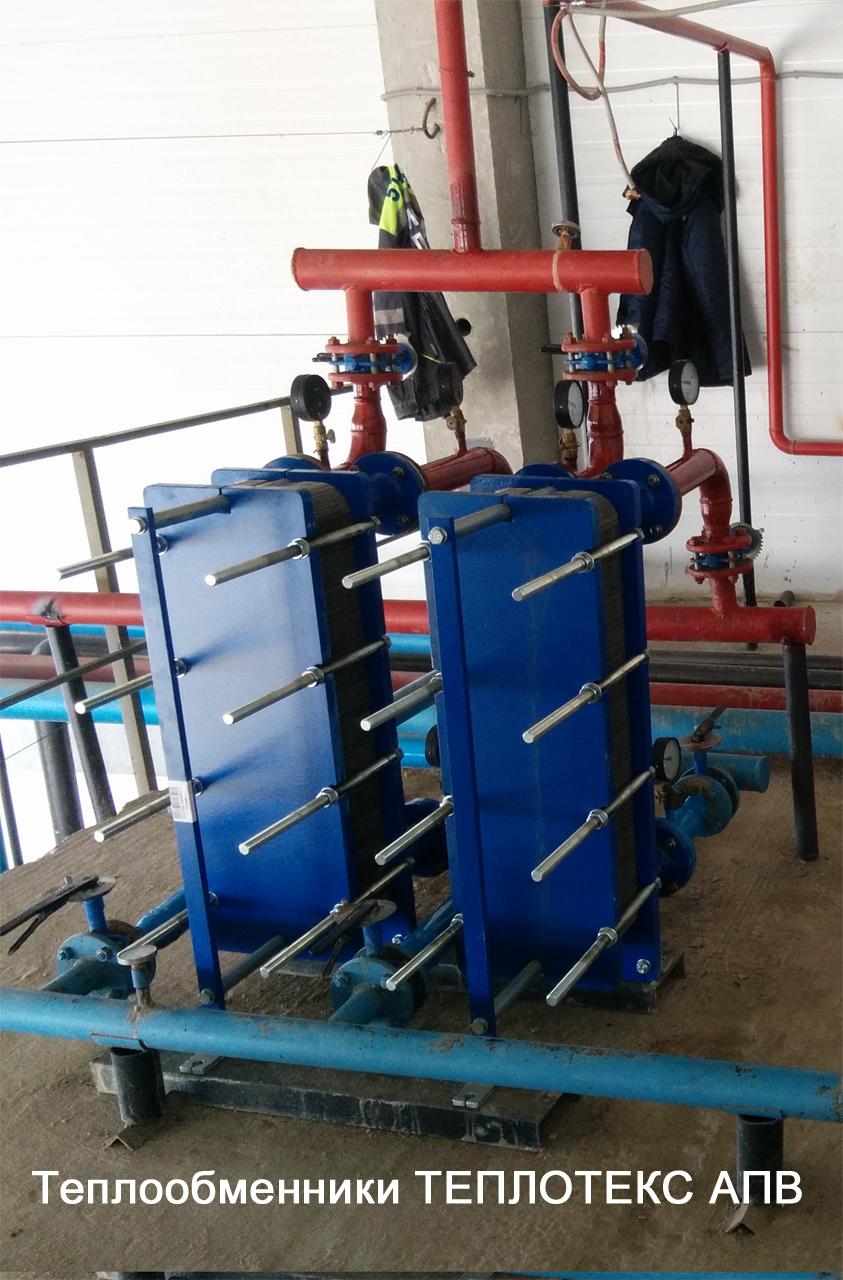 Пластинчатые теплообменники Теплотекс APV Пенза Пластинчатый теплообменник Tranter GC-044 P Ейск