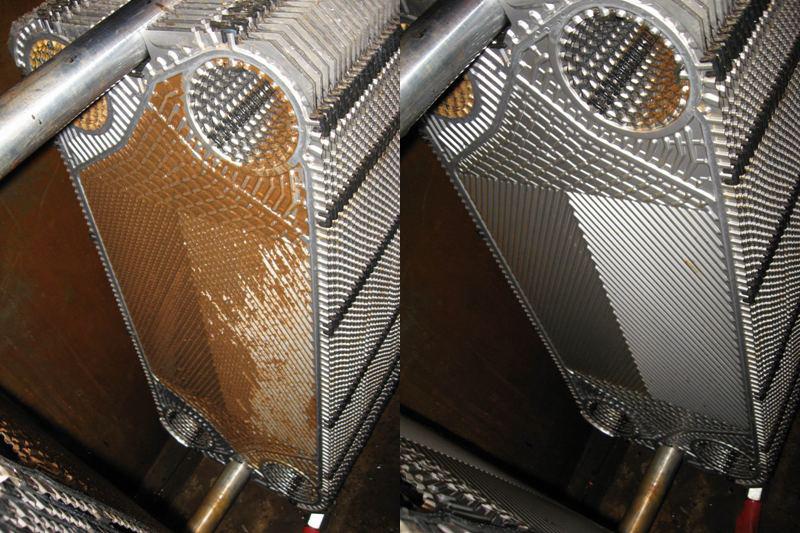 Промывка теплообменника пластинчатого цена Паяный теплообменник HYDAC HEX S400-40 Калуга